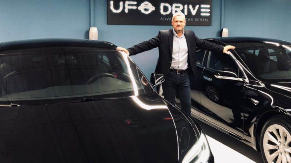 Siliconrepublic - UFODrive's vision for electric car rental is out of this world