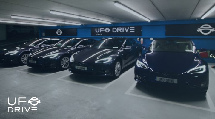 UFODRIVE to launch seriously advanced car rental in Dublin City