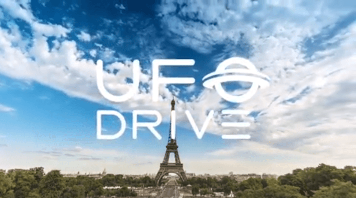 UFODRIVE Brings Advanced Car Rental to Paris