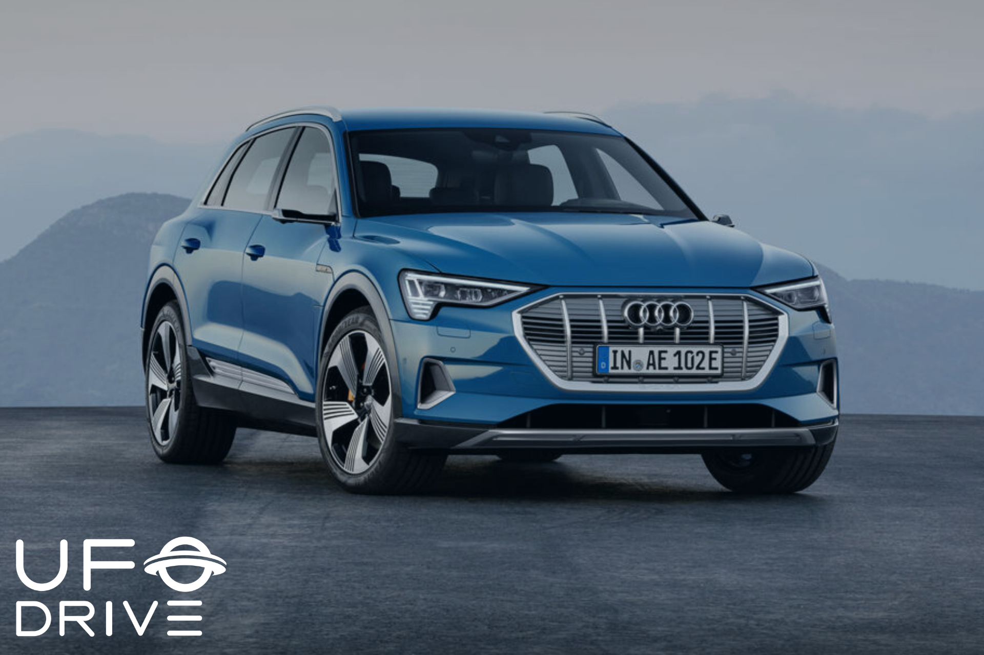Audi E-Tron available in Brussels