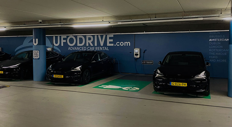 UFODRIVE Amsterdam City Centre