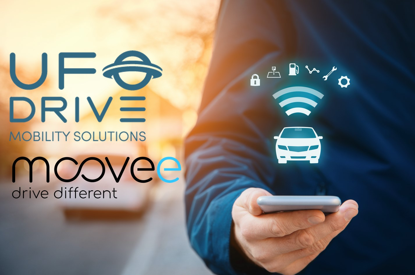 Moovee goes live with UFODRIVE's eMobility fleet management platform