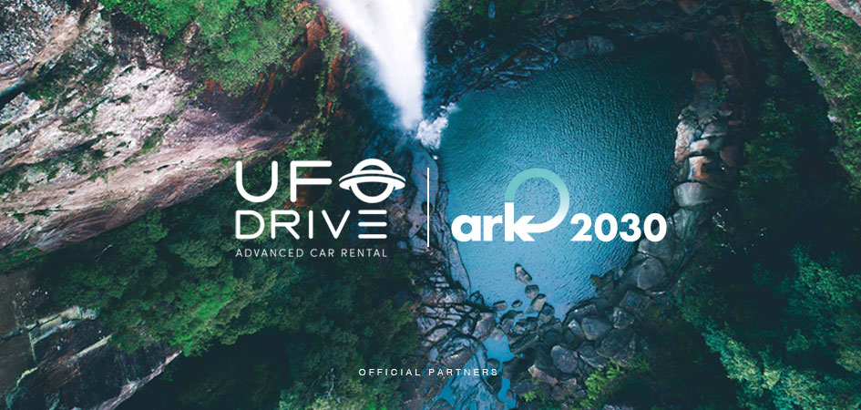 UFODRIVE & Ark2030 – building a greener future, one tree at a time