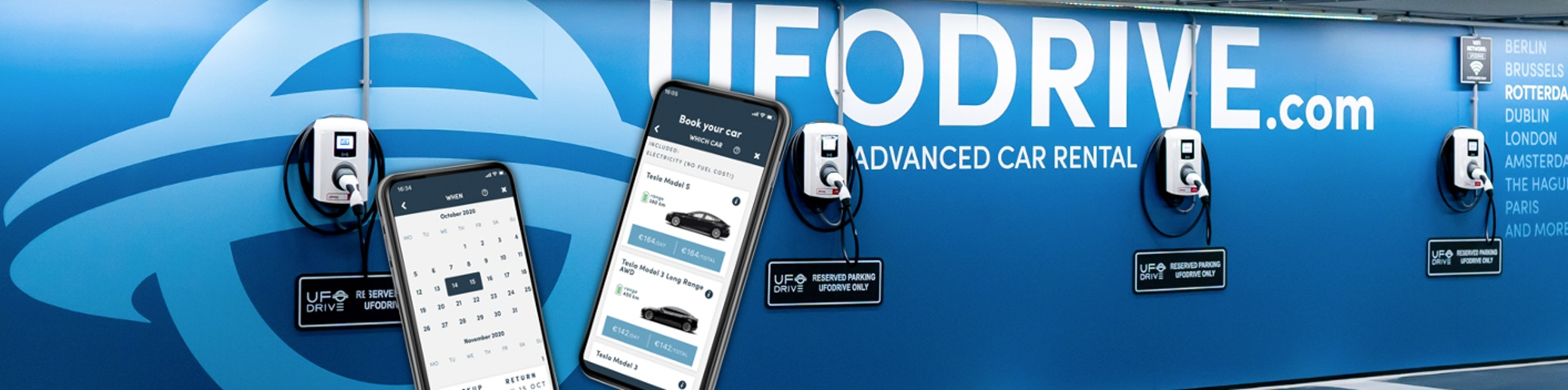 UFODRIVE's crowdfund has officially opened