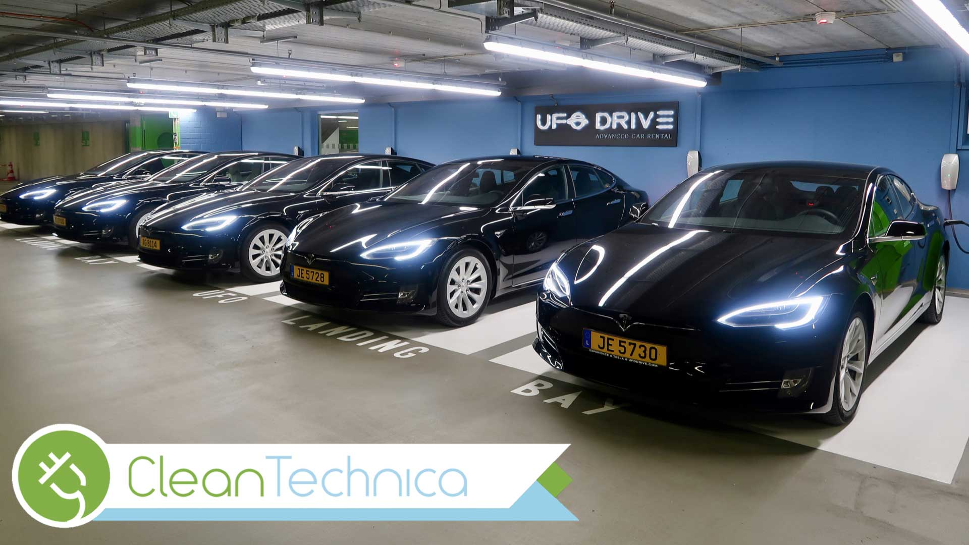 UFODRIVE Aims To Dominate The Globe With EV Rentals